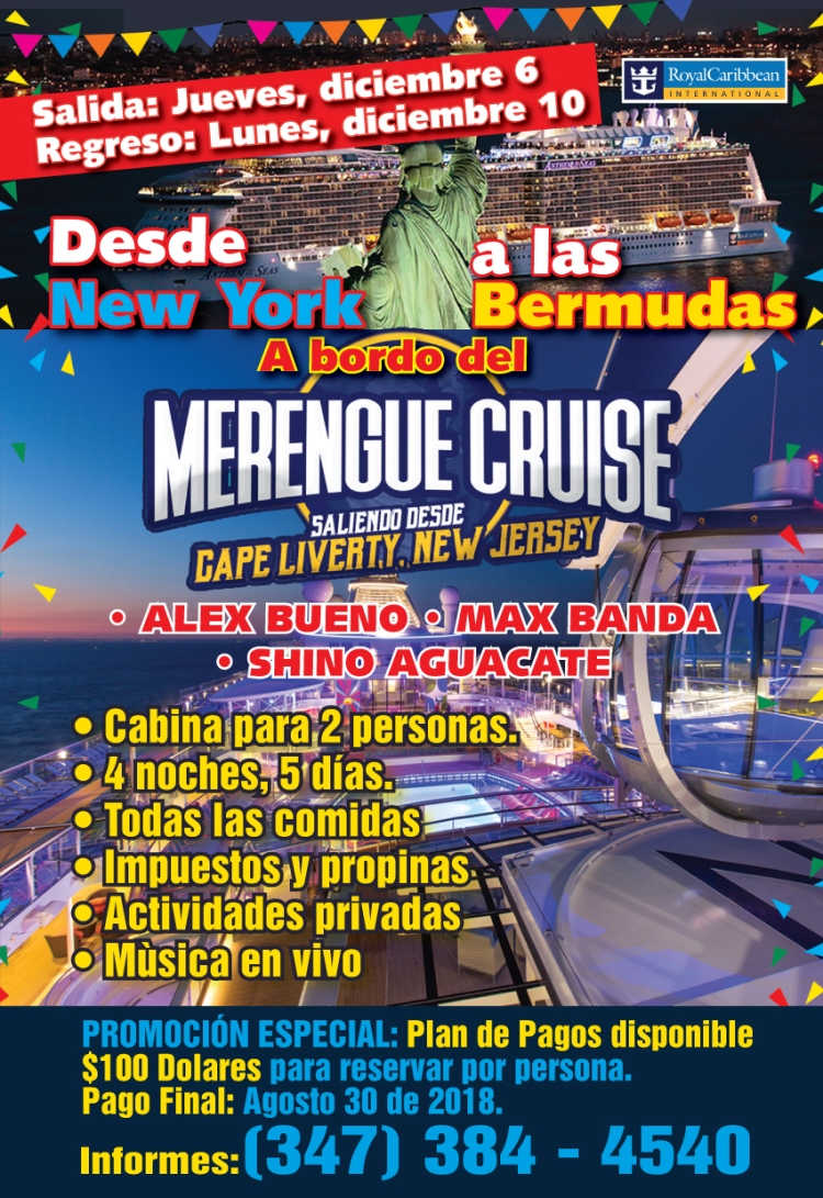 Merengue Cruise