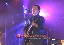 10-03-2013 Fonseca en Latin Grammy Acoustic Sessions en Nueva York